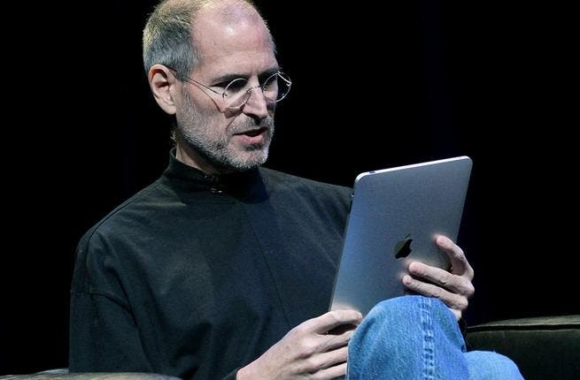 Steve Jobs, (who died in 2011 at 56) was of Syrian descent, going by his biological father. His impressive portfolio includes  Co-founder, Chairman & CEO of Apple Inc; Co-founder & CEO of Pixar; founder of NeXT Inc. Forbes: #39 Forbes 400 (2011)  #110 Forbes Billionaires (2011), and #37 in US. His estimated net worth hit $8.3 billion in 2010.
