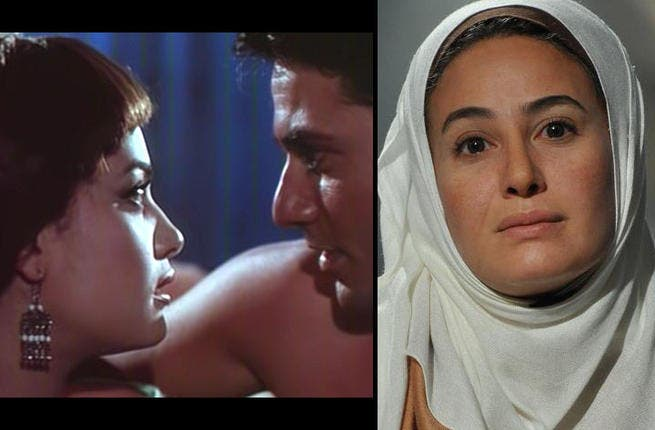 Before she made it big, Tunisian starlet Hind Sabri took on a number of seductive roles, making her mark in the Arab celebosphere with a naked scene in controversial film 'A detective, a thief and a citizen'. After having the cheek to catch the attention of producers across the region, the actress now opts for more serious roles.