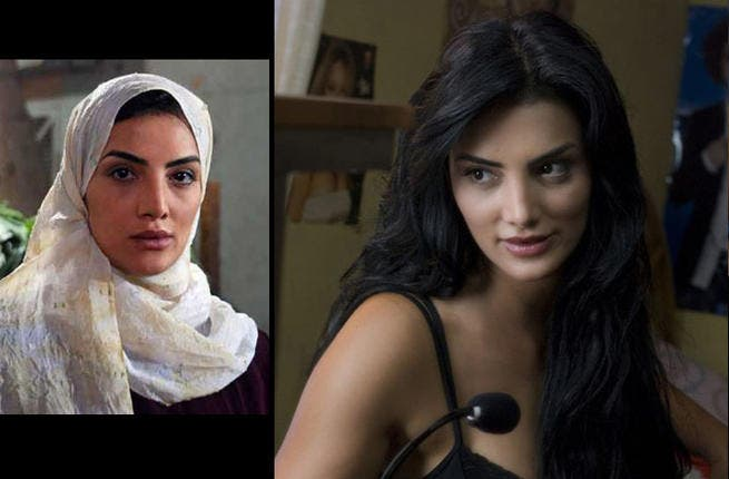 Former beauty queen Huriya Farghali swapped glitz and glamor for sex and seduction with a part in scandalous movie 'Please Call Me.' Stripping on screen, her one-woman peep show might have upset the region's conservatives but it also put her on the map for future straight-laced roles.