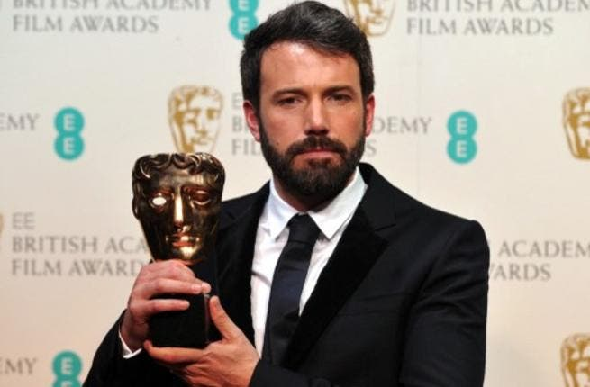 The Ben Affleck directed 'Argo' - in which he also stars - took the night's top prize for Best Film at the ceremony at London's Royal Opera House (AFP/Carl COURT)