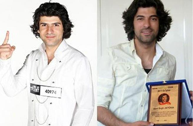 """Turks Got Talent? Fans of dubbed Turkish TV series """"Fatimah"""" were thrilled by the appearance of actor Engin Akyurek (Karim) on their talent show. But it was only his Lebanese lookalike, contestant Samer bou Khaz'a, whose extraordinary keyboard skills were harder to imitate. He played the instrument backwards. The proof? 4 yeses from the judges."""