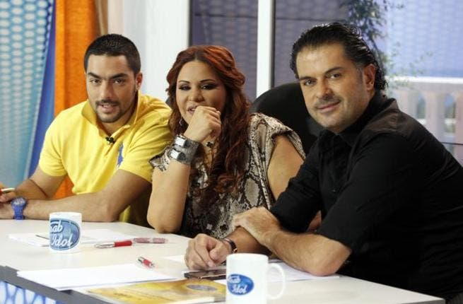 The dynamic of the talent board: Popular or not with contestants and audience, the chemistry on the panel creates harmony in the judge deck.The trio shows a chummy united front mostly, with the occasional cheeky banter between Ahlam and Ragheb Alameh (at times scolding). Ragheb, Ahlam and Hassan promised to be fair, strict and very critical.