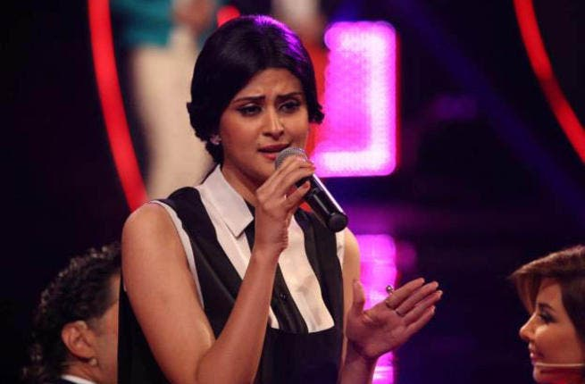 Moroccan maestro Salma Rashed made it through to the final 10 by the skin of her dazzling teeth. The public have never voted for racey Rashed en masse but for one so young, she's got a voice of old-timer, and as good a chance as any to be crowned winner.