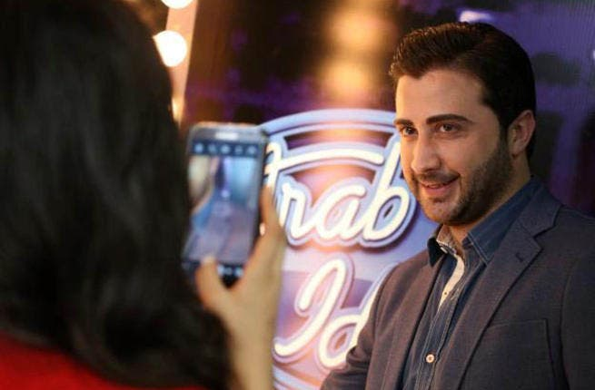 Syrian contestant Abdul Karim Hamdan made sure his first live performance on Arab Idol was one to remember, singing a self-penned tune about the bloodshed in his hometown of Aleppo. His performance earned Abdul a standing ovation and a well-earned place as one of the favorites.