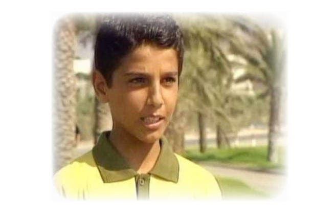 Mohammad first became a familiar name on the streets of Gaza at the age of 11 for recording the song