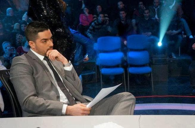 Egyptian music distributor and judge on the popular talent show