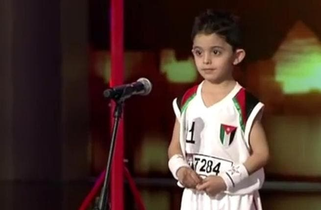 The Jordanian wonder-boy dribbler restored the 'Jordan' into basketball legend Michael Jordan and gave it some Arab Kingdom truth! The boy of  5 got to work with his basket ball talents, and as well as overcoming the odds of height to score in succession, he performed tricks and charmed the audience.