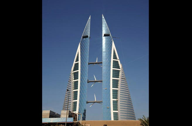 The World Trade Centre in Bahrain shows that an environmental conscience can go hand in hand with stunning design! The first skyscraper to incorporate wind turbines into its structure, this little beauty stands 787 ft tall (making it the second largest building in Bahrain) and has won several designs for its sustainability.