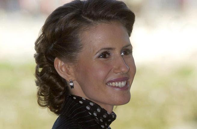 First Lady Asma Assad of Syria: English Rose; Desert Rose; Fashionista | Al Bawaba - asmaas_hair_fashion