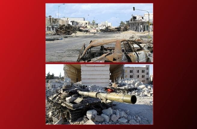 The battle for the second city: In Libya the takeover of Benghazi by rebel forces was key to overthrowing the regime once and for all. The FSA has fought bitterly for northern capital, Aleppo, for almost a week and reports now indicate they control over half of this territory.
