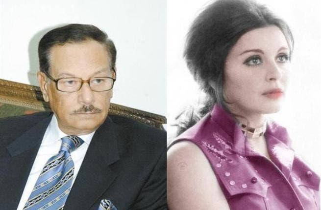 Safwat El-Sherif the NDP's former Sec. Gen unofficially held responsible for death of Egyptian diva Suad Husni. A convincing case discredits her 'suicide'. Sleazy Sherif: supplied women to the regime, using sex videos as blackmail.