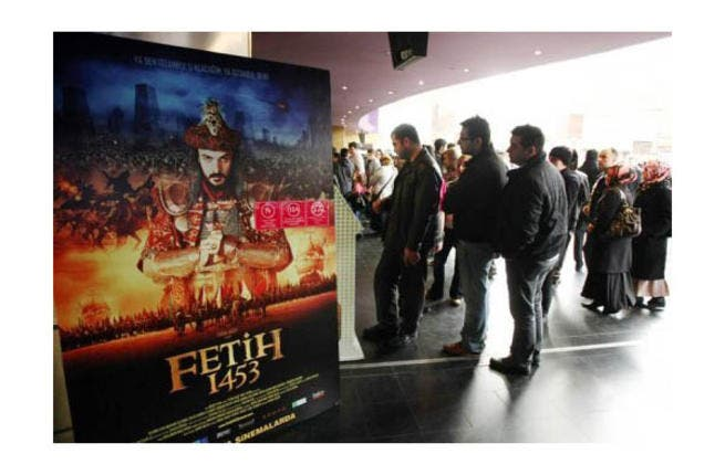 """Lebanese Christians protested so vehemently against a film they felt was insulting to their religion, it was banned across the country. One politician even stated the Turkish """"Fetih 1453"""" was made to breed hatred between cultures."""
