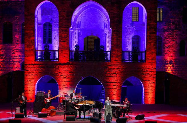 Beiteddine's palatial venue: Tucked into lush mountainside Lebanon, this Ottoman palace south of Beirut reverberates with the sound and music of the annual Beittedine art festival, and 2013's acts were fit for a king and his court! US jazz legend Dee Dee Bridgewater and Kadim Al Sahir played their funky music at this year's summer spectacular.