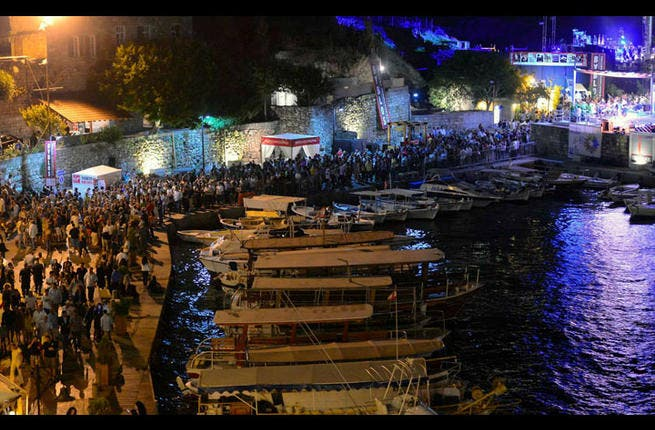 Byblos beats: Byblos, or Jbeil, a world ancient city, frames the backdrop for the Byblos Festival. Yanni, that traveling Greek star, is no stranger to the impressive cocktail of music set in an ancient ruin. Known for his TV special Live at the Acropolis, Yanni wowed fans with his virtuosic craft and instrumentals in this peak summer performance.