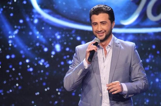 Syrian Abdel Kareem Hamdan, has given the Arab Idol its most moving performance to date, bringing the judges to their feet and viewers to tears. But his singing irked pro-Assad groups, who reportedly accused the contestant of supporting the Syrian opposition. Abdel denies the claims, saying he sang 'only for Syria'.