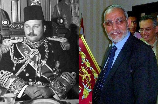 Why so unpopular? In 1952, the initial major objectives of the coup were to depose the King and his lavish trappings and to expel his meddling British advisors. By 2013 Morsi was deemed unsuitable for office by 22 million Egyptians due to a failing economy, social division and increasingly conservative tendencies under Brotherhood rule.