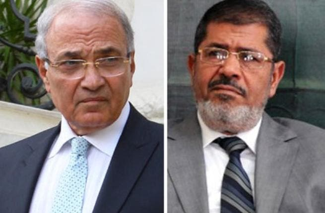 While it was a game of more than two halves for a country with such wide ranging views, the results leave us a final two sides of a coin. With a choice of candidates finally in the offing, Egyptians took to the polls to state their differences. But the 2 highest vote-earners, Shafiq and Mursi, to emerge will be facing off in a runoff June 16-17.