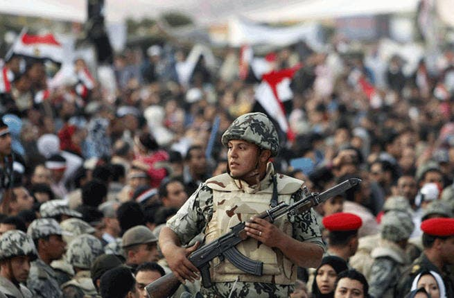 The day many Egyptians had been waiting for, with either excitement or dread, came on Sunday as the country marked the President Mohammed Mursi's first anniversary in power. (File photo Al Bawaba)