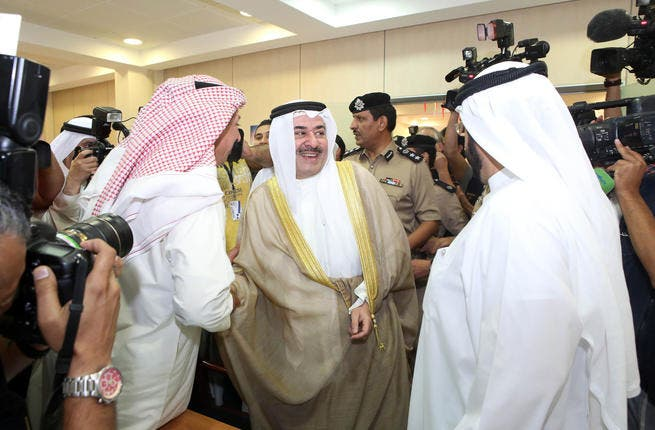 KUWAIT: Candidates began registering for Kuwait's second parliamentary election in eight months amid a political crisis that has stalled development in the wealthy Gulf state and a boycott by the opposition. (Photo AFP)