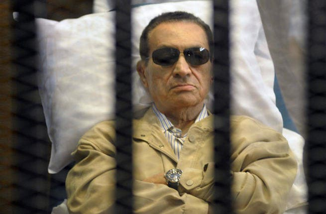 Egypt is still rotting: Mubarak's regime witnessed endemic corruption. Under his rule Egypt saw illicit gains increase, and was one of the reasons that protesters took to Tahrir. Post-revolution Egypt still has a long way to go; anti-corruption group Transparency International says graft has got worse since Mubarak was relegated to a trolley.