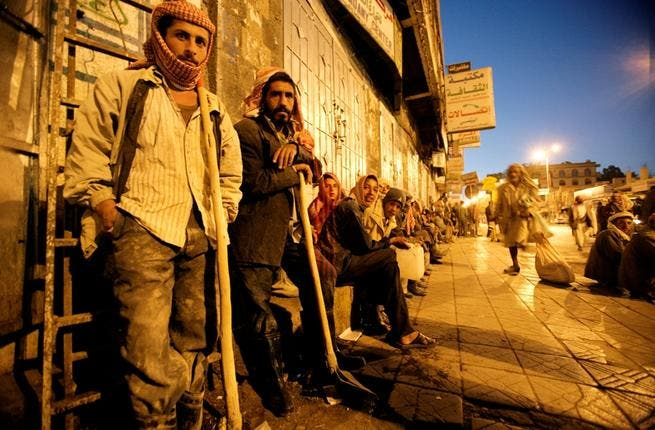 Unemployment is the only stable factor in the Middle East just now with most if not all of the non-Gulf states suffering recession or just poor economical prospects, manifested to the people in inflated gas and electricity prices.