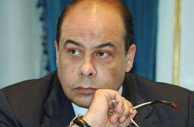 Anas El Feqi: Used his position as minister in the media to blackout events in the demonstrations and discredit the rebels and human rights organizations on Egyptian television.