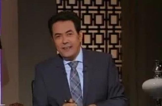 Khaery Ramadan: Used his RTV program on Egyptian television to coat his insidious words in honey, as he slated  NGOs and foreign aid workers, or human rights activists, helping the injured rebels, as nothing less than agents of foreign agendas.