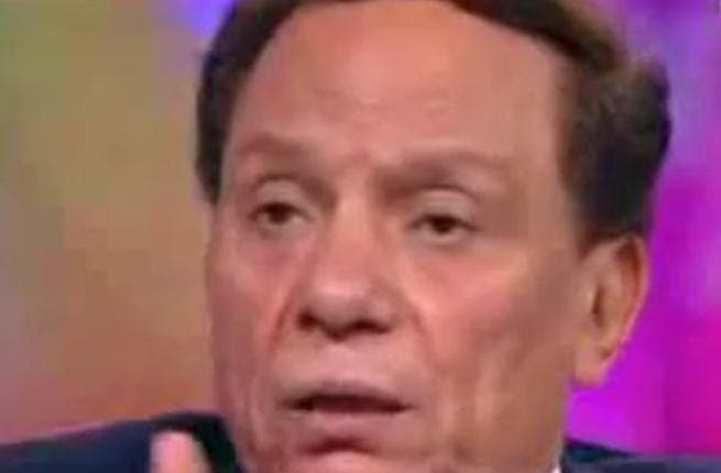 Adel Imam: Described the demonstrations as 'absurd' as members of the infiltrators bore no common agenda to that in the interests of the Egyptian people, and they were driven by hidden hands that want to keep Egypt in the dark.