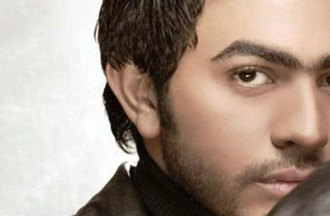 Tamer Husni: He supported Mubarak. He was beaten and kicked out by anti-Mubarak at Tahrir Square.