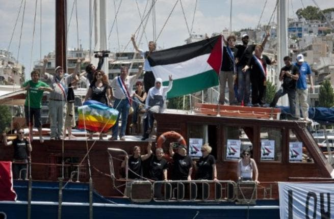 The Canadian ship The Tahrir pulled out of the Gaza Freedom Flotilla II over the weekend, 10th July.