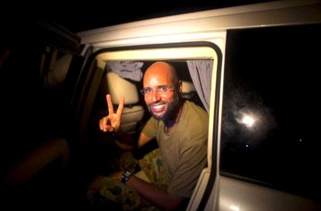 August 23: In a surprise turn of events that has left the world jaw-dropped, Saif al-Gaddafi, heir apparent, and most vocal of the family tribe, reappears from alleged captivity –calling the rebels 'rats' and  gangs, and muttering in a style we are by now familiar with,  almost deliriously, that nobody was giving up the battle for Libya.
