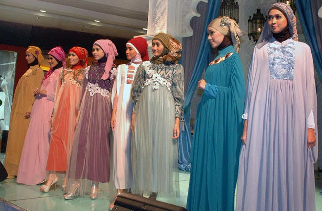 More than skin deep, in the eye of the beholder: The world's first Muslim beauty pageant, Muslimah Beauty, hosted in Indonesia, attempted to show a different perspective to Islam. The event stirred grumbles from the conservative-set, while stringent criteria included technological, academic & sporting accomplishments. Non-hijabis need not apply.