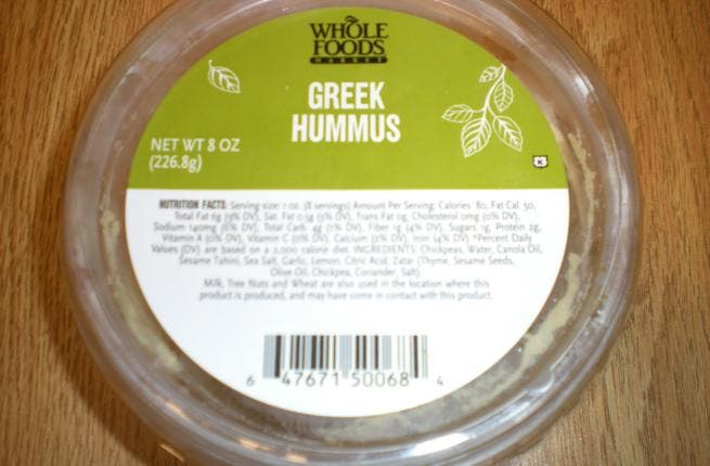 Greek diet seals the deal: This humus loving nation is dietarily bound to the Mideast. Both 'humus' & Greek yoghurt (Arabic 'labaneh') are Mediterranean foods native to the Arabs as well as the Greeks. In the West, humus goes by the label 'Greek dip'. A shared cultural drink bond: Ouzo's counterpart Middle East anise beverage is 'Arak'.
