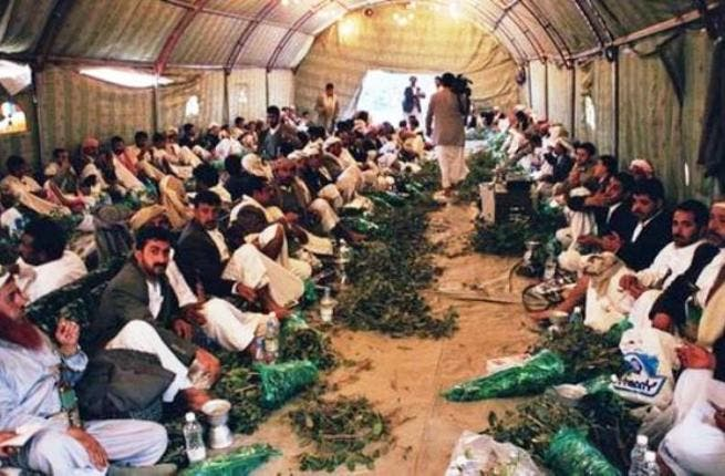 Yemen's Qat habit: In Yemen, people enjoy a 'tranquilized' culture of chewing the 'qat' (the recreational but accepted daily drug of choice) in the course of a day. Mediterranean Europe has their active clubbing axis, (from the Greek islands, through Cyprus's Ayia Napa, to Spain's Ibiza) another drug-friendly scene -  it's no secret.