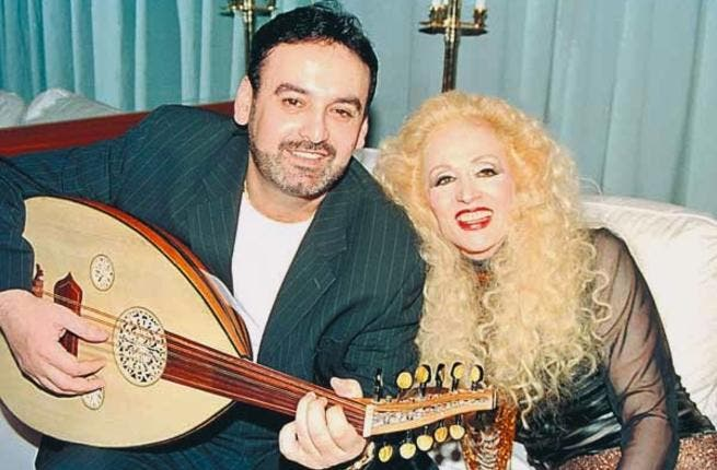 Sabah, the Lebanese octogenarian queen, boasts a career of many concerts, songs and just as many men! Reports peg her marriage count at a whopping 8 (more if you count the stunts) and and pushing 90, she might score 10 by the time she's in her tenth decade. Will Haifa soon be snapping at her heels for the title of Queen of Pop and men?