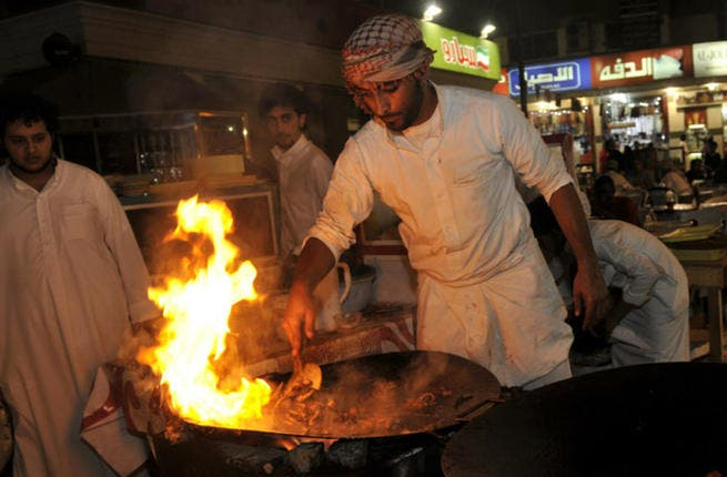 Convenience store lock-down causes inconvenience for Saudi consumers. Late night munchies? With no 'undocumented workers' to man the food stalls in Jeddah frequented by the hungry, Saudis can forget midnight shwarma snacking. And given that small-medium businesses are considered the healthy backbone of any economy, this is a dangerous trend.
