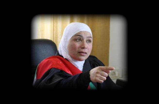 Kholoud Al-Faqih overcame obstacles to become the first woman judge on Sharia courts in Ramallah. Kholoud had worked in numerous roles supporting women's rights before being appointed. Only one other country, Sudan, has female Sahri judges, making her position historic across the globe.