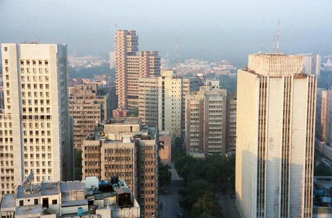 New Delhi: Tall buildings in New Delhi swayed, sending terrified office workers running in to the streets, as tremors from the massive quake reached the Indian capital. Earlier on Tuesday, tremors were felt in India's Himalayan region, close to the Chinese border.