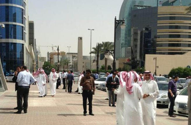 The earthquake, the strongest for five decades, sent people into panic overdrive across the region, including those in Saudi Arabia's capital, Riyadh. Civil defense staff in the Kingdom denied reports that they had urged people to evacuate their homes in case of aftershocks. There were no reported casualties or deaths.