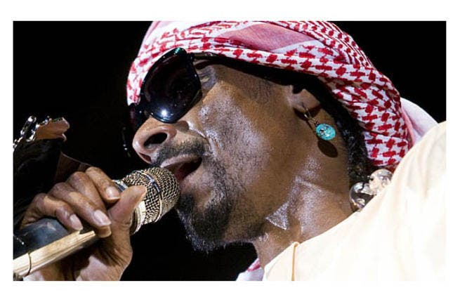 In 2008, Snoop Dogg decided not to play ball with Israel, pulling out of a planned gig at the Rishon Lezion Amphitheater. The world-famous rapper who has said 'fo' shizzle' to a number of other Mideast venues reportedly pulled out of the show because of 'contractual difficulties'.