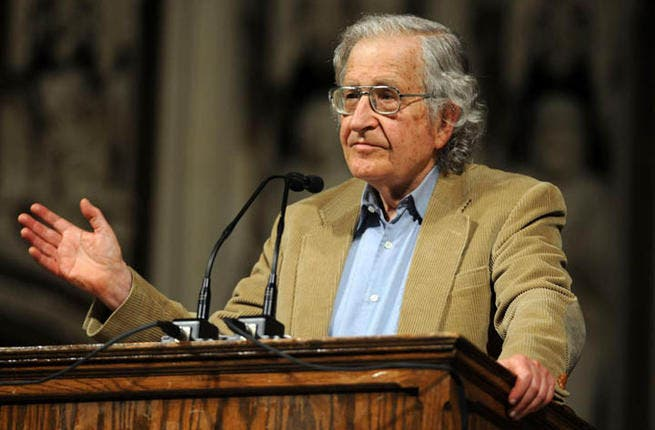 Celebrated lefty academic Noam Chomsky is reported to have lobbied Hawking to withdraw from the conference this June. The veteran U.S. professor's support for the Palestinian cause is almost as well known as his seminal works.