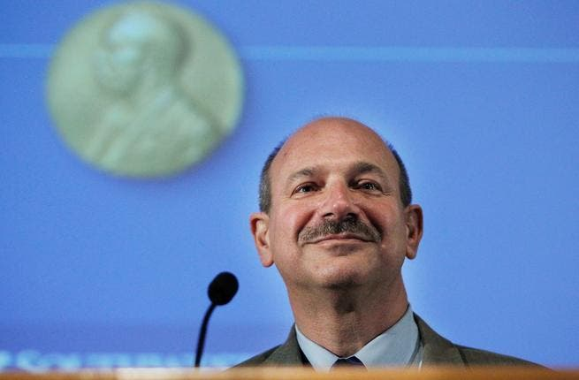 Bruce Beutler: one of the trio of winners for the 2011 Nobel Prize for medicine or physiology, awarded for research on the human immune system this year, was US scientist Beutler, whose combined contributions may help prevent & cure cancer & inflammatory diseases. The other co-winners: Luxembourg-born Jules Hoffmann, & Canada-born Ralph Steinman.