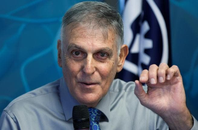 Dan Shechtman: In a draw containing an Arab prizewinner, we have an Israeli  scientist who secured  the 2011 Nobel Prize in Chemistry for his discovery of quasicrystals. Quasiperiodical structures, incidentally, were observed in some decorative tilings devised by medieval Islamic architects. The prize money for Chemistry is one million euro.