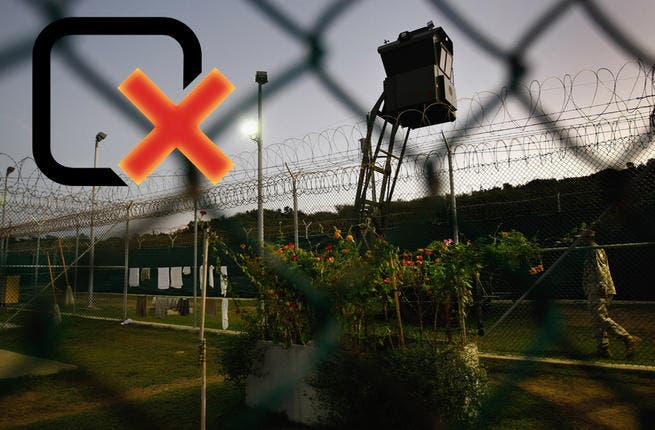 Guantanamo Bay: possibly Obama's most famous broken promise: