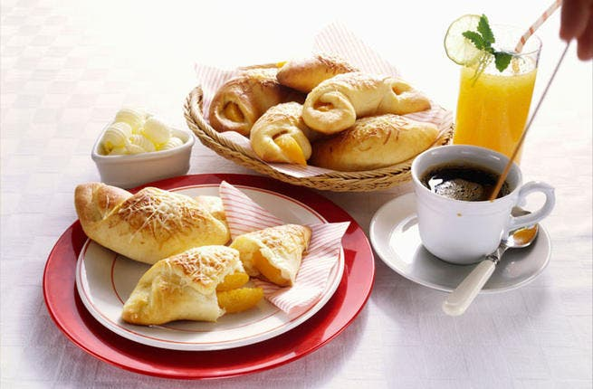 Everyone knows that breakfast is the best meal of the day. During Ramadan, your first meal is when the sun goes down and so you might miss out on some tasty brekkie delicacies. In prep for the lunar month, why not go to town on your favourite morning foods to make sure all your cravings are satisfied before you fast. (courtesy of nanas sweets)