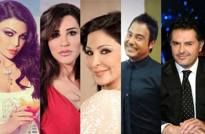 Show me the money! No wonder Lebanese celebs are livin' the high life. This pack of premium pop-artists, Ragheb Alama, Assi Helani, Elissa, Najwa Karam and Haifa Wehbe, all earn the tidy sum of $50-80,000 per appearance on the Ramadan talk shows we can't get enough of.