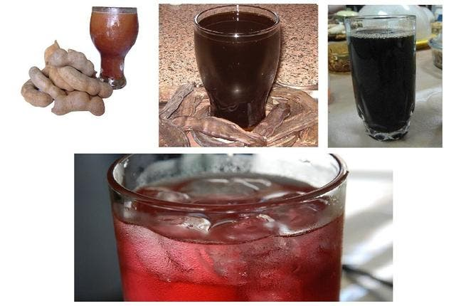 Healthy-herbal thirst-quenchers: Refreshing drinks are a good start to surviving this scorching holy month, & fortunately Ramadan comes complete with the goods. These 4 Ramadan traditional drinks make excellent coolers, complete with digestive properties: Erq sous (liquorice root); Karkadeh (hibiscus); Kharoub (carob) & Tamer hindi (tamarind).