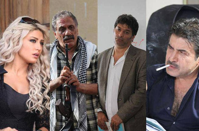 Manbar Al Mawta (Tribune of the Dead): We won't speak ill of the dead, but we will bash the person who arrested the writer, Samer Radwan. The series tackles the Syrian suffering at the hands of Assad. Still, most of the drama has been off set: While Samer has been released, the show's director Rasha Sharbatji pulled out of the project.