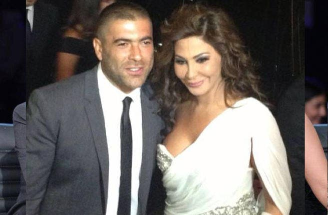 Love affair: An adulterous question mark has lingered over X Factor judges Elissa & Wael Kfoury after they seemed pretty cosy on screen. Holding hands and flirtatious giggles and Wael's rumoured marital problems were enough to send the public into a tailspin, convinced that the two judges were getting jiggy-with-it.