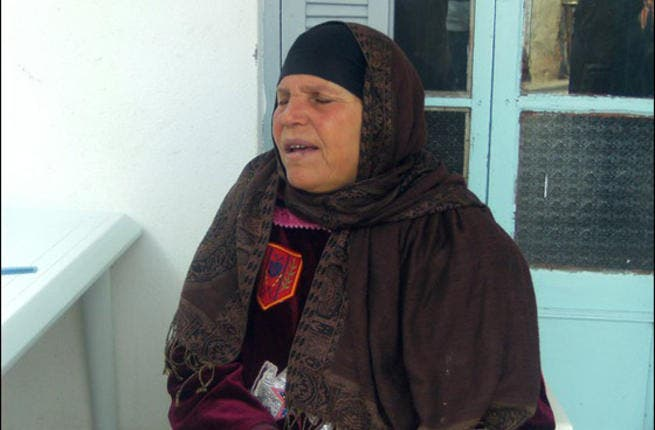 The unwitting revolutionary Arab mother: Mannoubia Bouazizi could be considered the 'mother of the Arab revolutions' since she is the grieving mother of the late Mohamed Bouazzi who first caught fire, and set alight his Arab brothers.